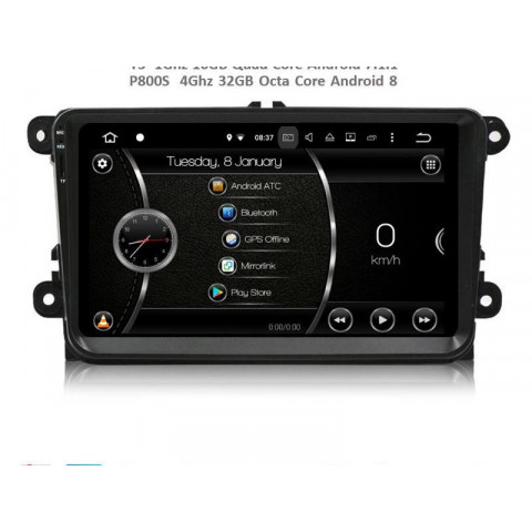 Android Head Unit with GPS