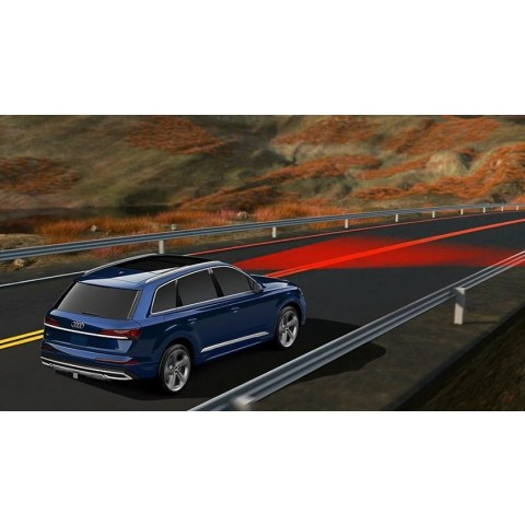 Audi Active Lane Assist