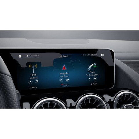 Mercedes Benz User Experience MBUX