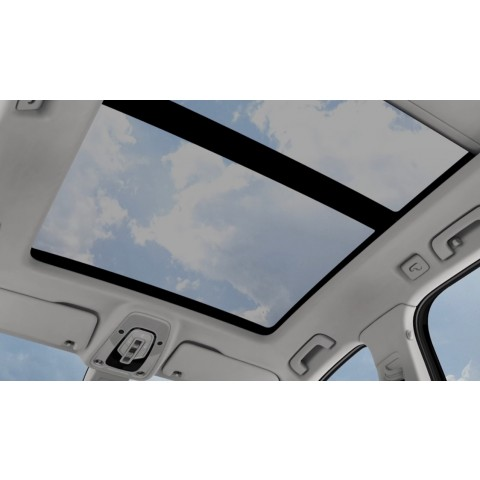 Power Panoramic Sunroof