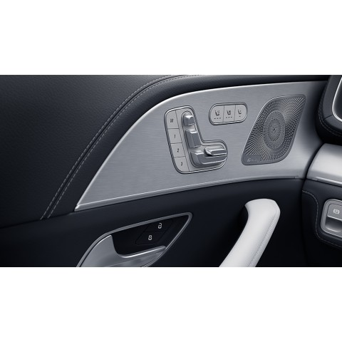 Power front seats with driver seat memory v3