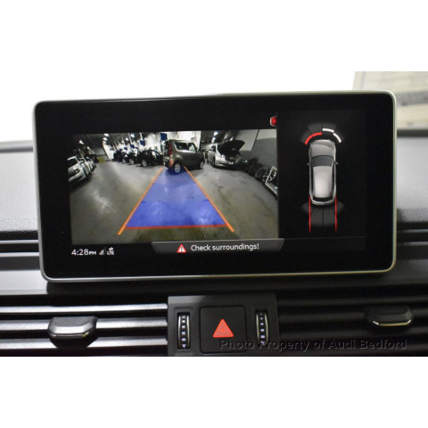 Reverse Camera with Sonar Detection